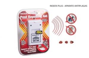 Sistema de Control de Plagas Riddex Plus