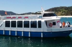 Mini crucero gastronómico por las Rías Baixas