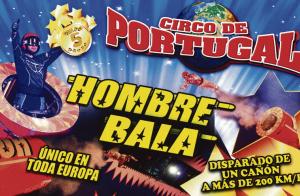 Entradas Circo de Portugal en O Carballiño