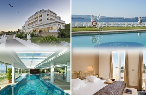 Exclusiva escapada 5 estrellas. Lujo y relax, Eurostars Gran Hotel La Toja*****