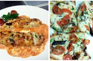Delicioso menú italiano para 2. Entrantes, principal, bebidas, postre y café