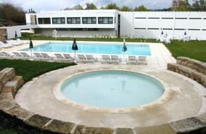 Exclusiva escapada: lujo y relax en Hotel Bienestar Termas de Monçao. Portugal