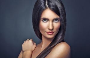 Tratamiento con queratina y oro líquido: Pelo hidratado, sin encrespamiento y brillante