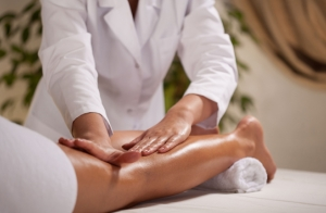 Sesiones de fisioterapia u osteopatía
