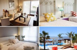 Estancia de lujo y spa en Apartamentos Class&Confort. Para 4 o 6 personas. Incluye puentes y festivos