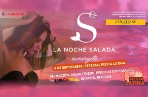 Entradas Termaria Casa del Agua-Noche salada 3 de septiembre ¡Oferta limitada!