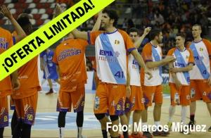 Abono partido Leyma Coruña - Baloncesto Oviedo
