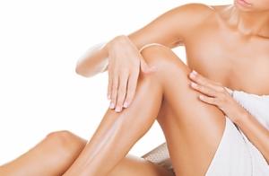 Depilación láser: piernas completas, ingles y axilas