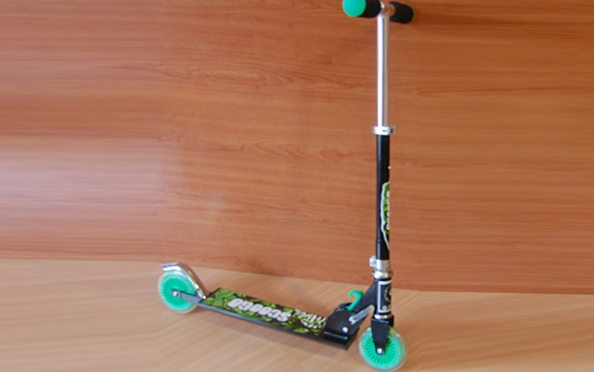 Patinete Scooter, freestyle o speeder.