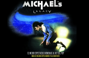 Tributo a Michael Jackson. 1 de abril en SANTIAGO