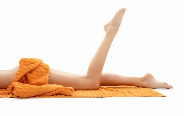 El masaje-punteado para la rejuvenescencia de la cutis