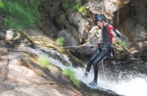 Escapada de aventura, 2 noches con actividad de barranquismo en Parque Nacional de Peneda-Gerês
