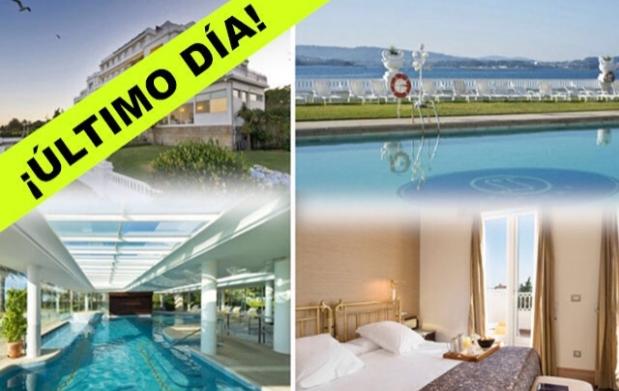 Exclusiva escapada 5 estrellas lujo y relax eurostars - Hoteles 5 estrellas galicia ...