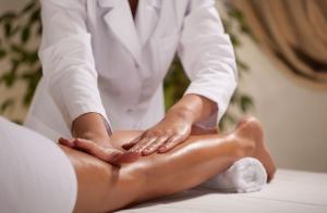 Sesiones de fisioterapia u osteopatía y recuperación funcional