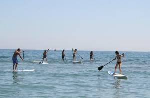 2 horas de Paddle Surf para 1, 2 o 4 personas