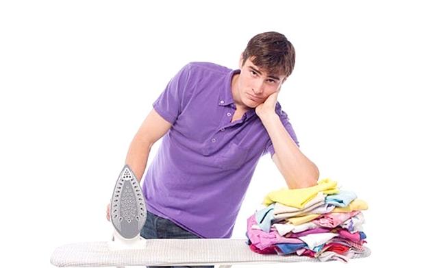 Lavado secado o planchado de ropa con recogida y entrega - Planchado de ropa ...