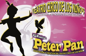 Entradas musical Peter Pan en Ourense.